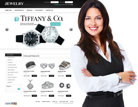 Jewelry Drop-Shippers, Distributors, Wholesalers